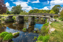 Medieval Clapper Bridge