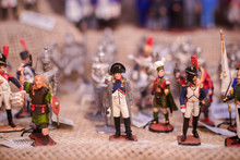 Toy Soldiers And Various Folk ...