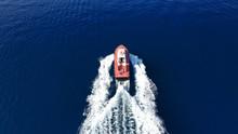 Aerial Drone Photo Of Pilot Tu...