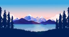 Nature Background Illustration...