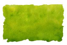 Landscape Green Watercolor Gra...
