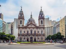Candelaria Church Is Historica...