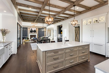 Beautiful Open Concept Kitchen...