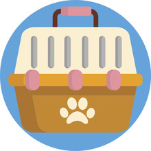 Pet Shop Animal Icons Vector I...