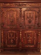 Richly Carved Massive Historic...