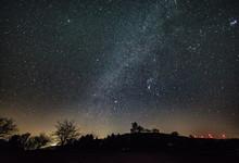 Sternenhimmel Mit Milchstrasse