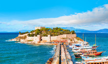"""Pigeon Island With A """"Pirate C..."""