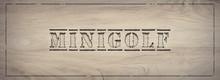 Web Sport Label Minigolf