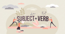 Sentence Structure With Subject And Verb