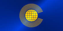 Flag Of Commonwealth Of Nation...
