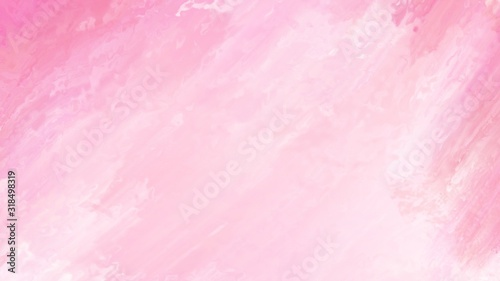 Soft pink pastels background, wedding, anniversary, valentines theme and concept Canvas Print