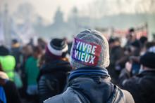 Manifestation Contre La Réfor...