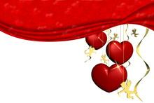 San Valentino. Cuori E Cupido ...