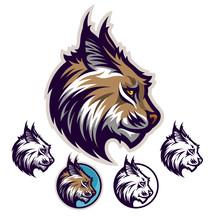 Lynx Profile Emblem