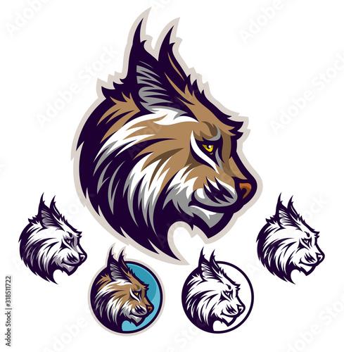 Photo Lynx profile emblem