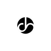 CB C B Logo Vector For Brand Or Identity