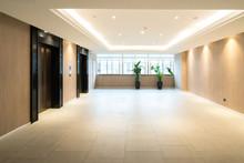 Interior Space, Hotel Elevator Room