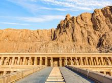 Ancient Hatshepsut Temple