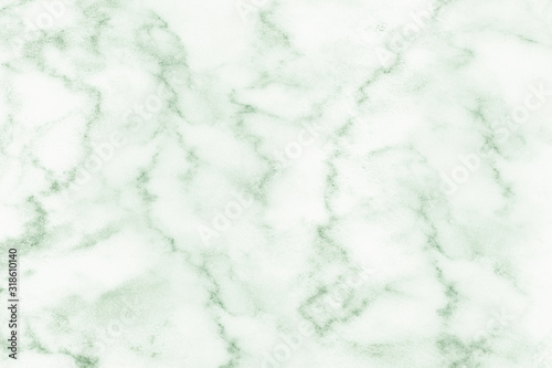 Fototapeta Marmur  green-background-white-marble-wall-surface-gray-background-pattern-graphic-abstract-light-elegant