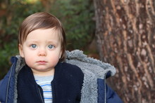 Hilarious Baby Looking Dazed And Confused