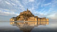 Beautiful Mont Saint Michel Wi...