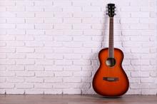 Folk Style Parlor Acoustic Gui...