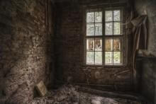 Beautiful Shot Of A Window In ...