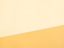Abstract Yellow Background - Tabletop And Wall