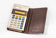 Old Electronic Pocket Calculat...