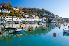 Looe Cornwall England UK Europe