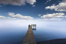 Pier On The Lake. Golyazi Vill...