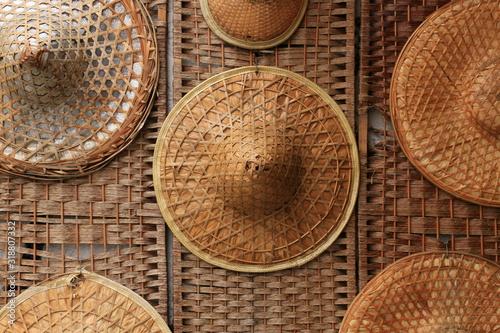 Obraz Hats - fototapety do salonu