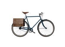 Bicycle With Panniers - XL