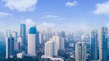 CITYSCAPE AGAINST SKY