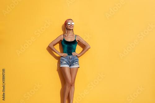 Fotomural Summer urban fashion