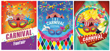Set Graphics For Carnival