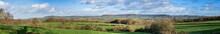 Cotswold Edge Escarpment To Th...