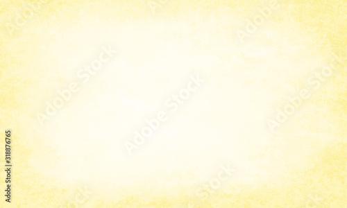 Fototapeta Mur Vieilli jaune fond texture