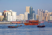 Dubai Creek Is A Saltwater Cre...