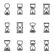Hourglasses, Ancient Horologe,...