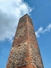 Old Sugar Mill Chimney In Suga...