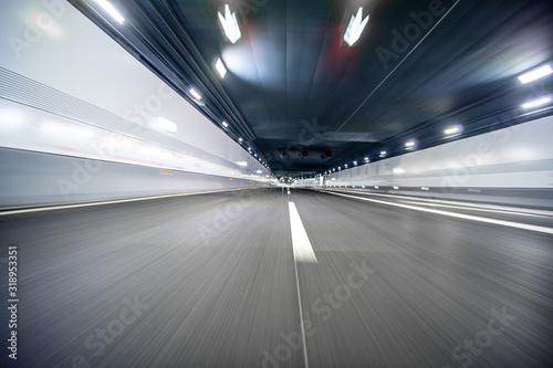 Fotografia tunnel