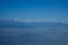 Himalayan Mountains, Nagarkot,...