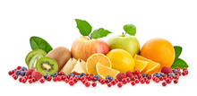 Fresh Fruits Healthy Diet Conc...
