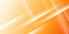 Abstract Geometric Orange Bac...