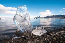 Beautiful Natural Ice Sculptur...