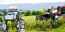 Vineyard Equipment In Satigny ...