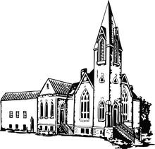 Church Vector Illustration
