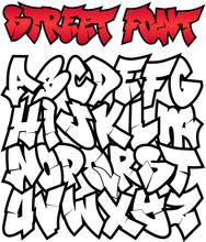 Graffiti Street Font