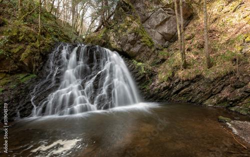 Photo Fairy Glen Waterfall